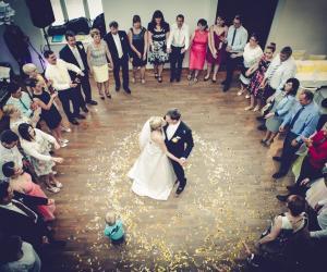 Organizace svatby