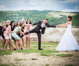 Zábava na svatbu