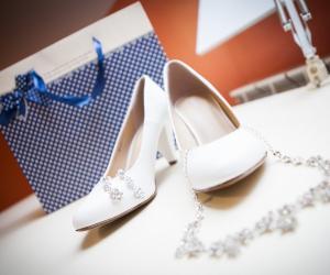 Boty a doplňky pro nevěstu